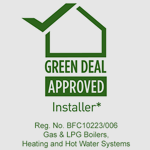 GD HEAT INSTALL - Accreditation Logo