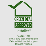 GD INSULATION INSTALL - Accreditation Logo
