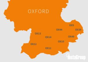 OX9,OX10, OX11, OX12, OX13, OX14, OX39, OX44, OX49